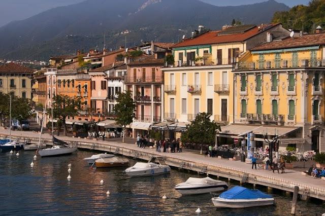 Salò lago di Garda provincia di Brescia