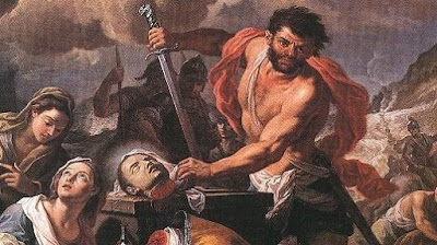 Martyrdom of St. Januarius
