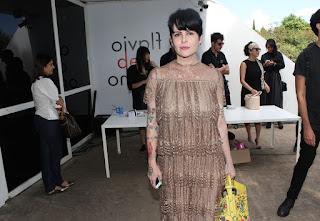 Fernanda Young trabalhou em diversas produções da TV Globo — Foto: Celso Tavares/G1