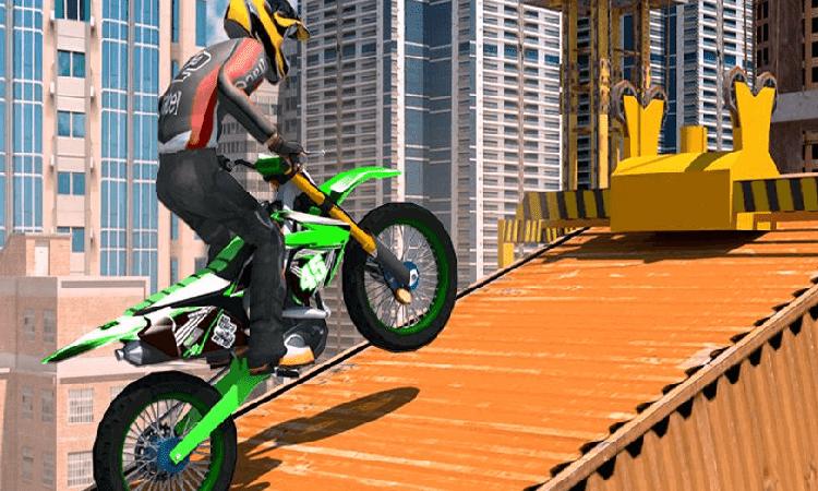 تحميل لعبة bike racing 3d