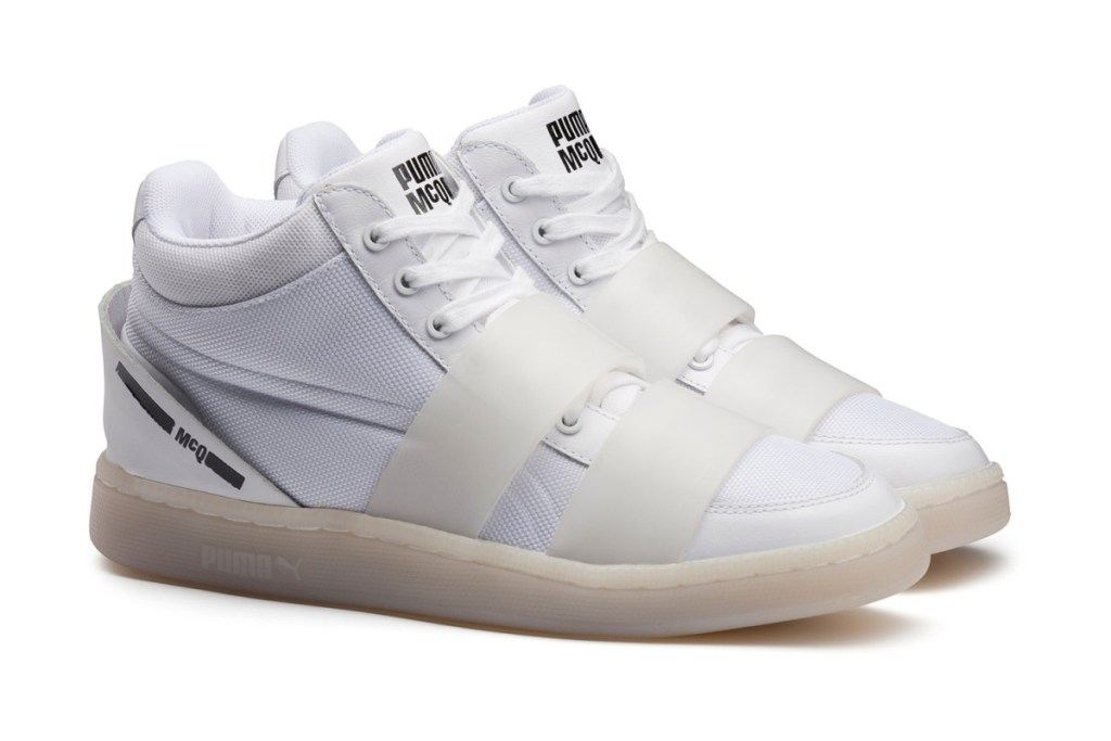 ab03930f6003 Nice Or Not   McQ by Alexander McQueen x PUMA 2016 Spring Summer ...