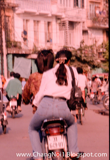 Traveling in Vietnam
