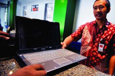 Aktivis AMP Gadai Lektop, Demi Mengikuti Aksi di Jakarta