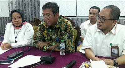 Kunjungi Lampung, Direktur Bisnis PLN Regional Sumatera Prediksi Kondisi Kelistrikan Lampung Mulai Normal