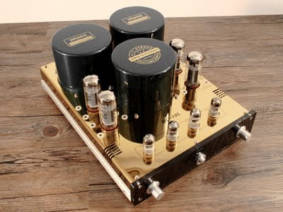 HiFi Collector: Update - Tube Integrated Amplifier - Yaqin