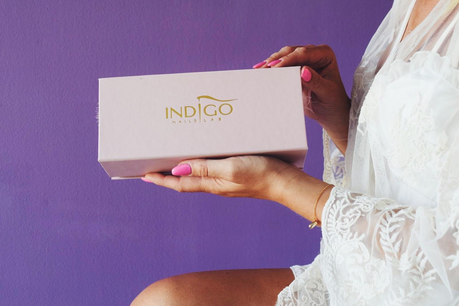 Olejek Indigo