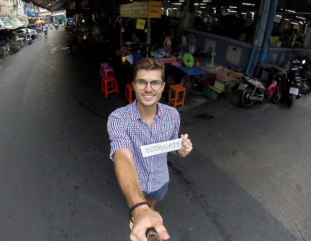 Gdzie na wakacje do Azji - Tajlandia - Bang Rak Bangkok