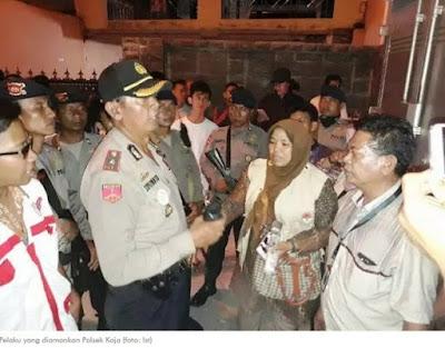 """Lakukan """"Serangan Fajar"""" Bagikan Sembako, Kader PDIP Koja Diamankan Polisi"""