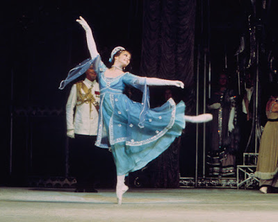 Anastasia (1971), Lynn Seymour. Photo © Leslie E. Spatt