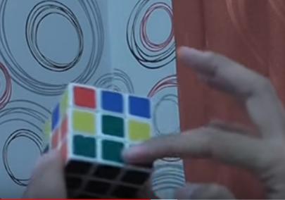 Langkah ketiga rumus rubik cube 3x3