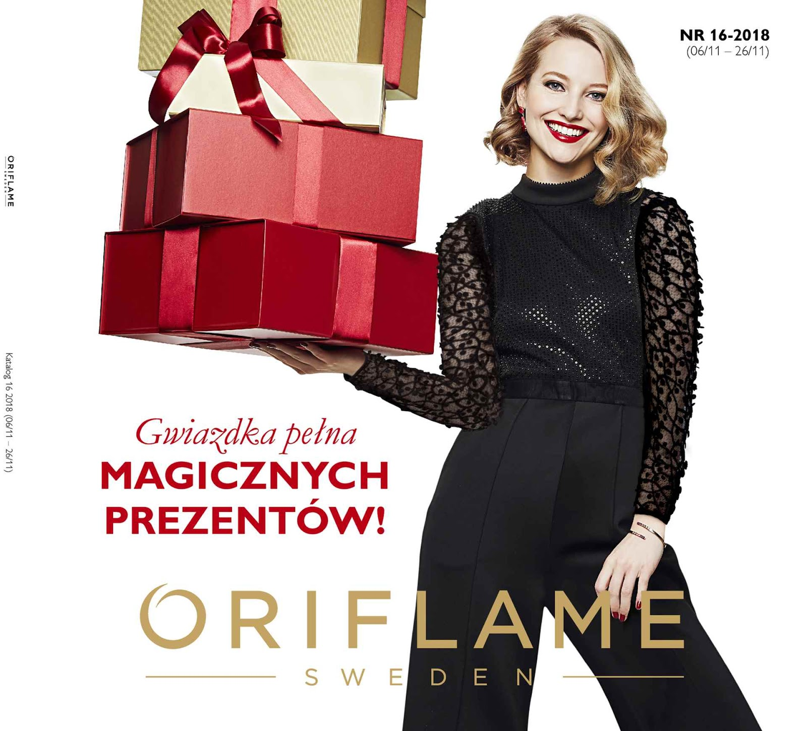 Oriflame, Katalog 16, Najlepsze Oferty