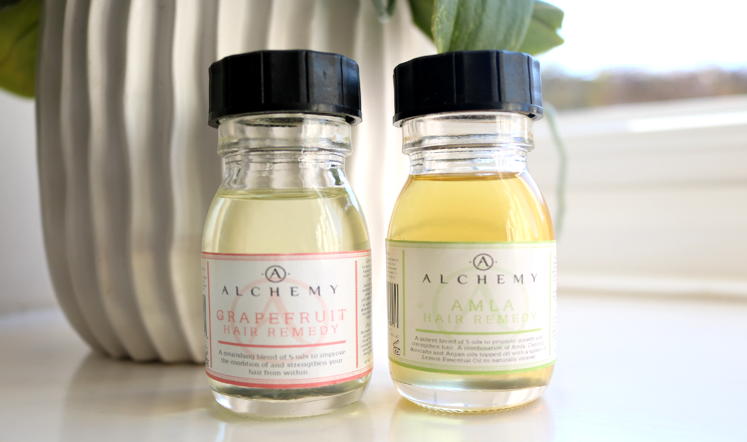 Alchemy Oils - Grapefruit & Alma Hair Remedy review