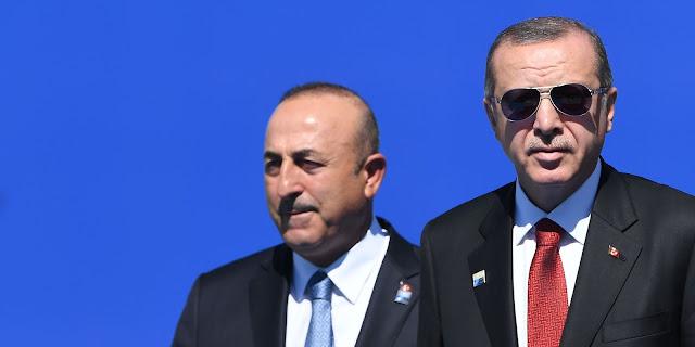 Ευχαριστούμε κύριοι Έρντοαν και Τσαβούσογλου που βοηθήσατε την Κύπρο