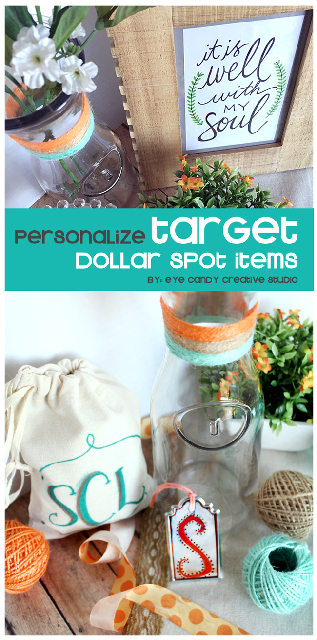 target crafts, dollar spot crafts, target, mongram, personalized gifts
