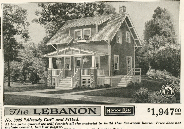 1920 sears catalog lebanon model