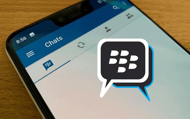 نهاية عصر: تطبيق BlackBerry Messenger يغلق إلى الأبد الشهر المقبل