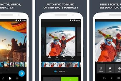 10 Aplikasi Edit Video Android Terbaik Gratis 2019