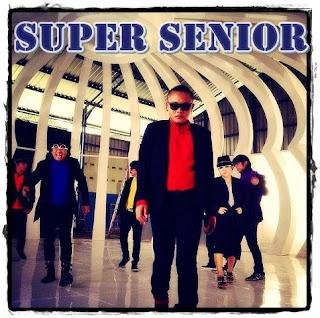 Lirik+Video Super Senior - Potong Bebek Angsa (Lyric)
