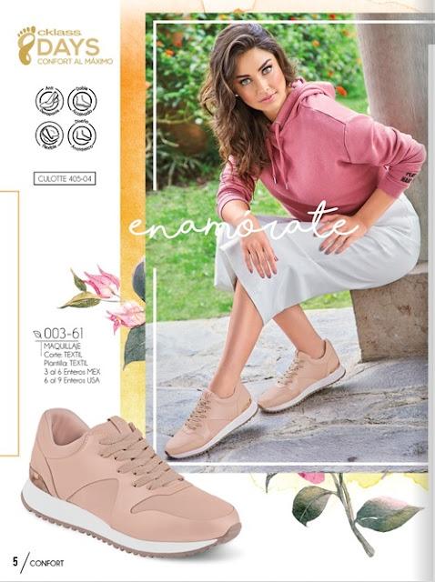 cklass confort primavera verano 2019