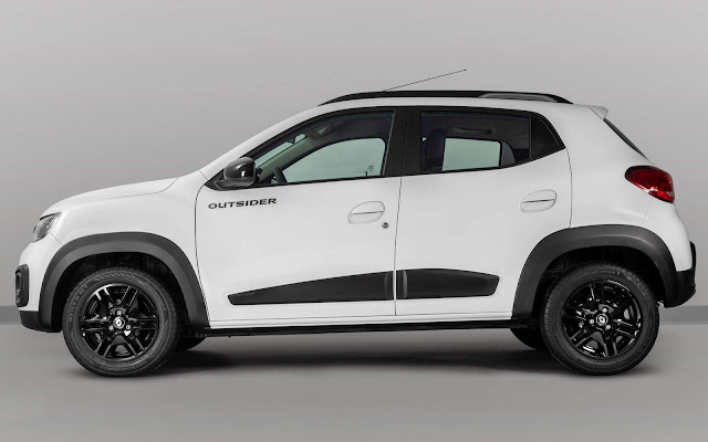 Renualt Kwid 2019 Outsider
