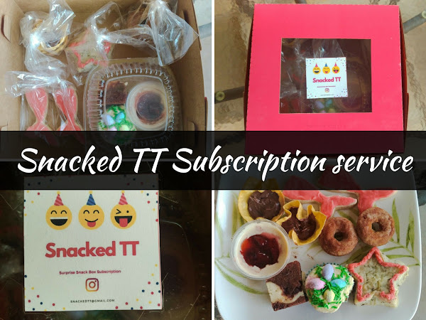 Support local? A review of the Snacked TT Subscription Service