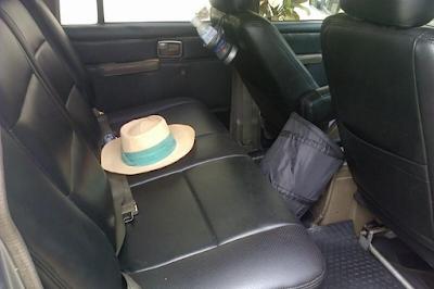 Interior Kabin Chevrolet Trooper