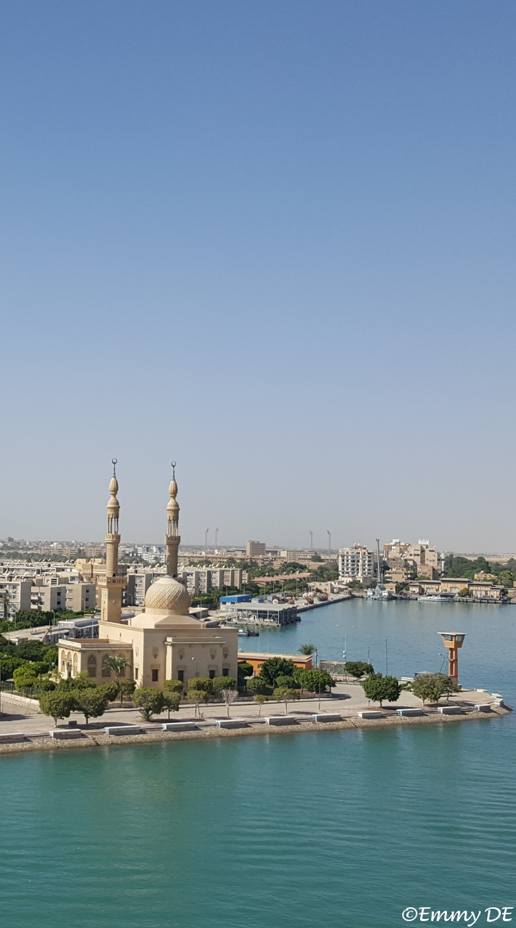 City of Suez ~ Egypt by ©Emmy DE