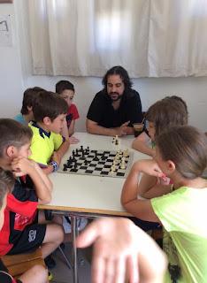 μαθήματα σκάκι με δάσκαλο στη Θεσσαλονίκη