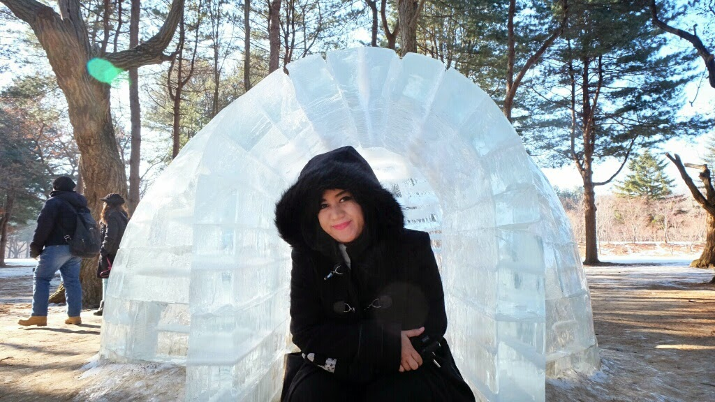 pengalaman trip ke korea selatan saat winter