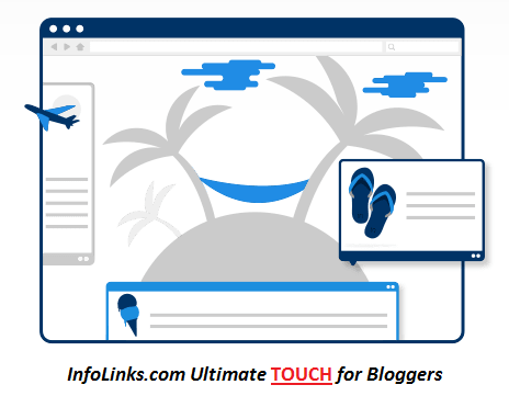InfoLinks- The New Age Ads Network for Bloggers to Make Money