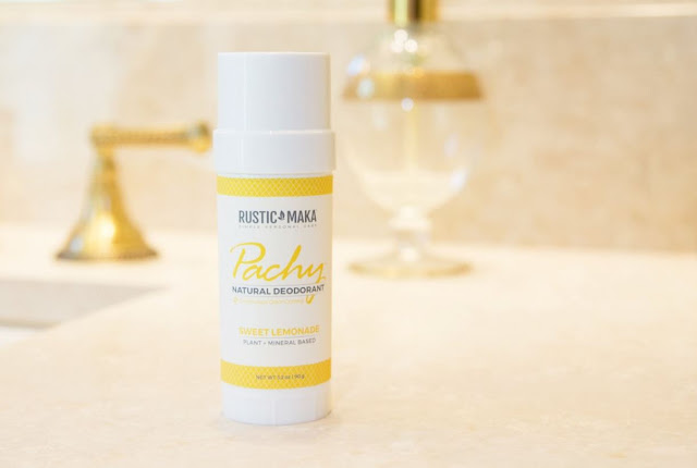 Rustic Maka Pachy natural deodorant review new york for beginners
