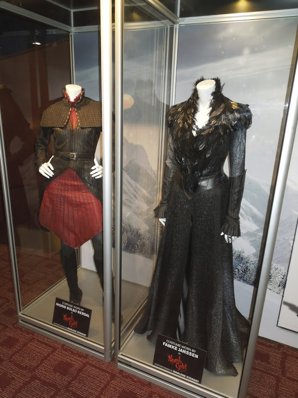 Hansel Gretel Witch Hunters witch costumes