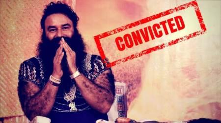 Gurmeet Ram Rahim convicted in rape case