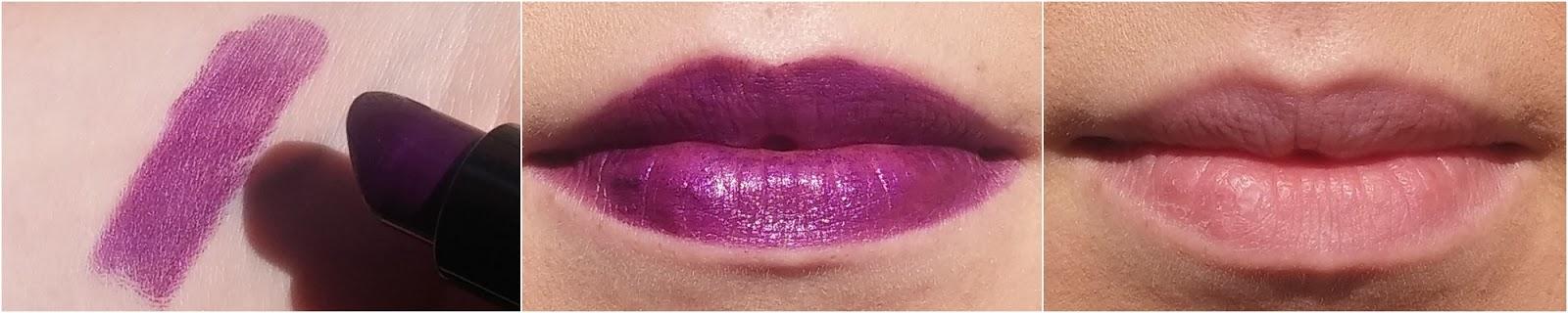 Swatches do Makeup Revolution Make It Right, da linha Atomic Shade