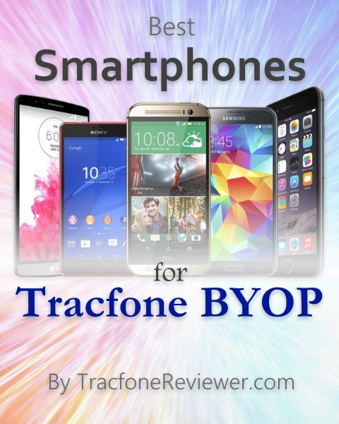 Best Unlocked Phones for Tracfone BYOP in 2018