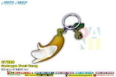 Gantungan Kunci Pisang