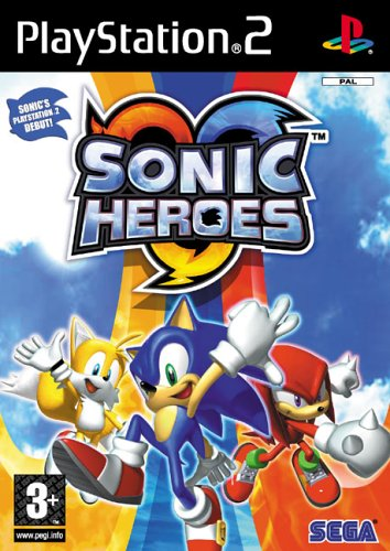 Download Sonic Heroes ps2 iso for pc zgaspc - ZGAS-PC