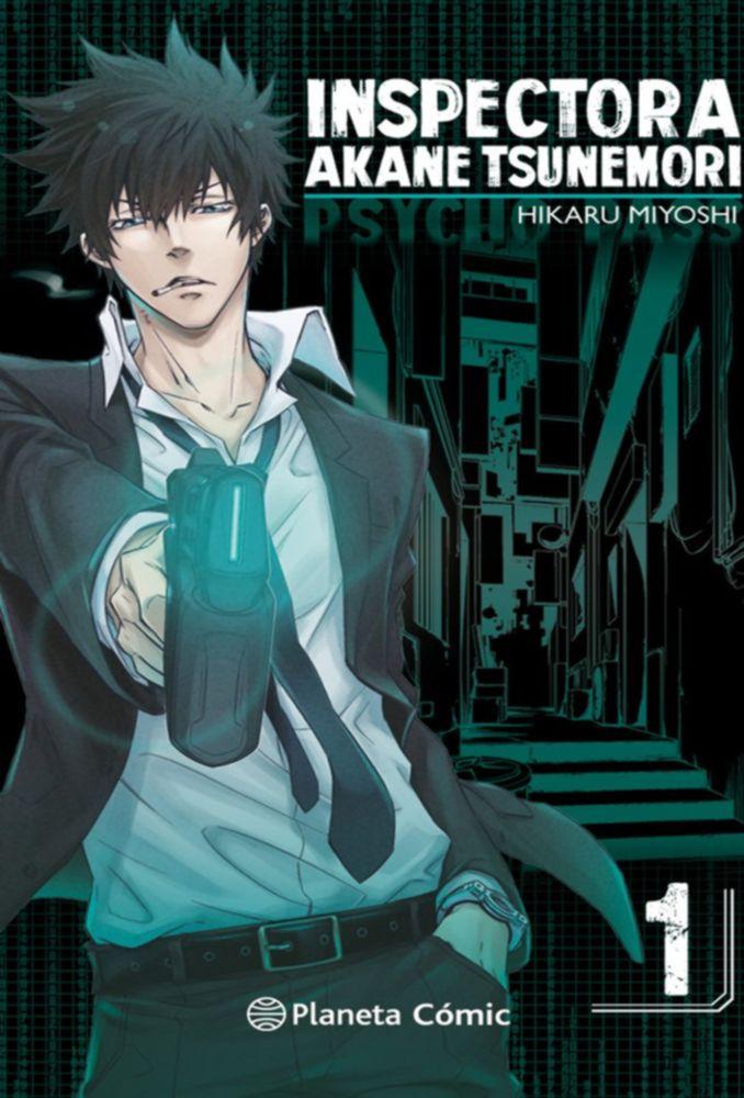 Psycho-Pass manga