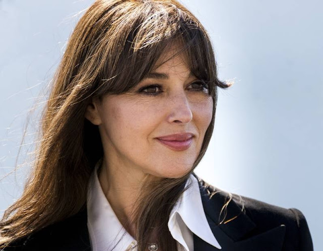 Monica Bellucci: News in the media about fiscal evasion, deliberate and untrue