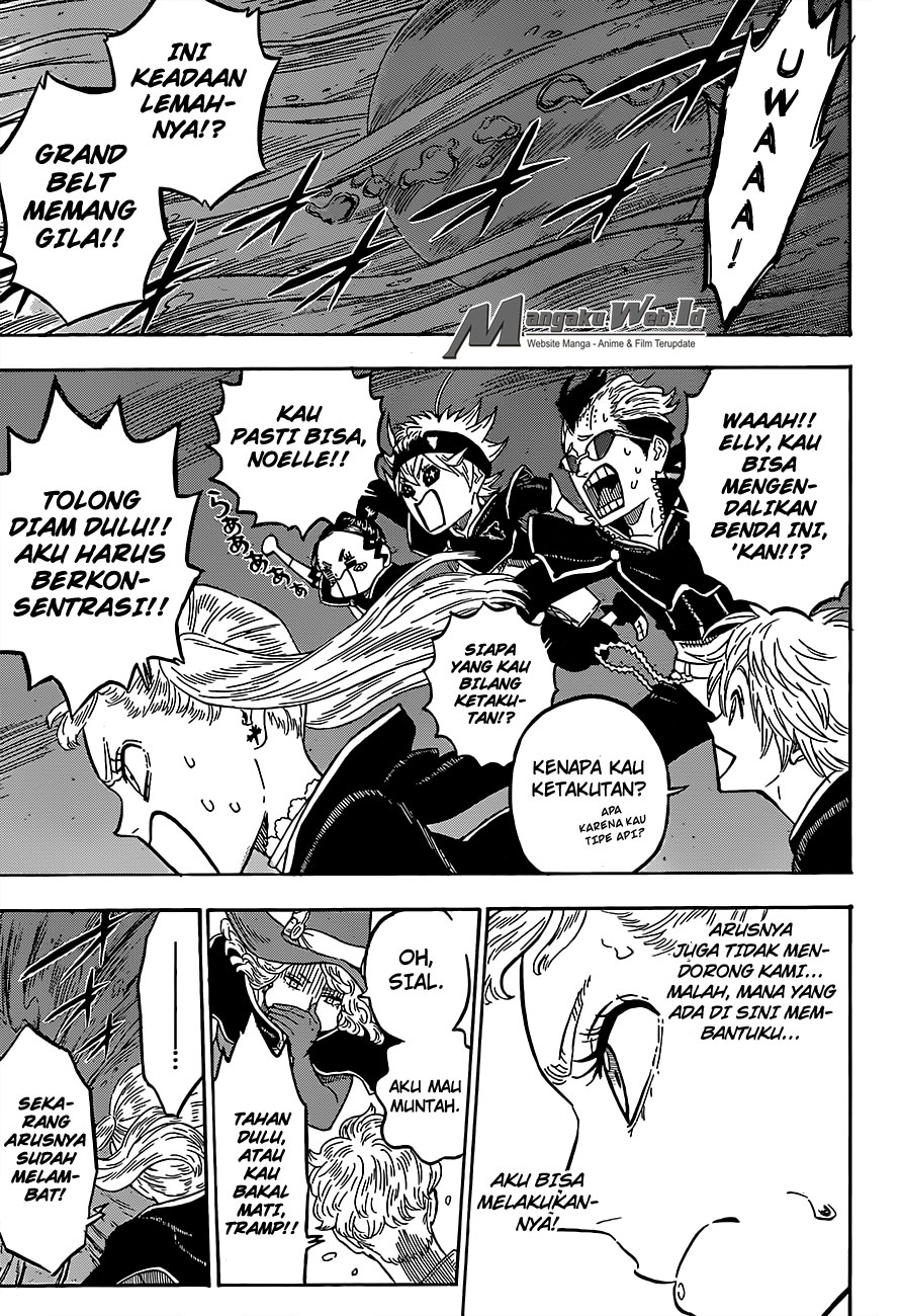 Black Clover Chapter 59 Kuil Bawah Air