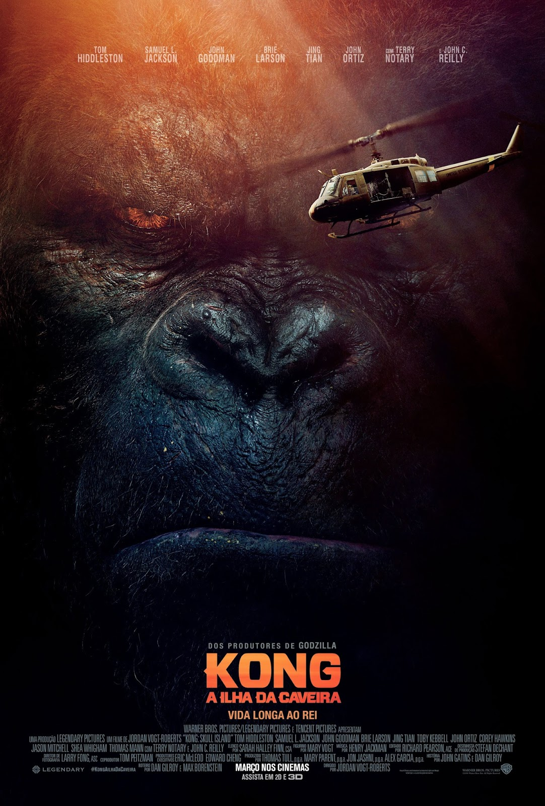 Kong: Skull Island [Kong: Ilha da Caveira]