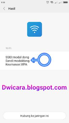 Cara Mengetahui Password WIfi Yang Sudah Terhubung di HP Xiaomi
