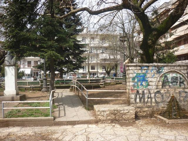 Γιάννενα: Τέσσερις πλατείες του Δήμου Ιωαννιτών γίνονται… καινούργιες