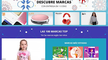 """AliExpress estrena """"la semana de las marcas"""" con muchos descuentos"""
