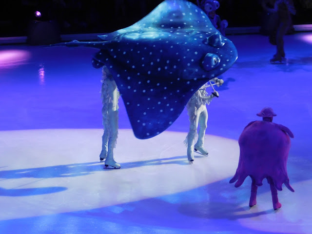 Disney on Ice presents Follow Your Heart | Sea creature