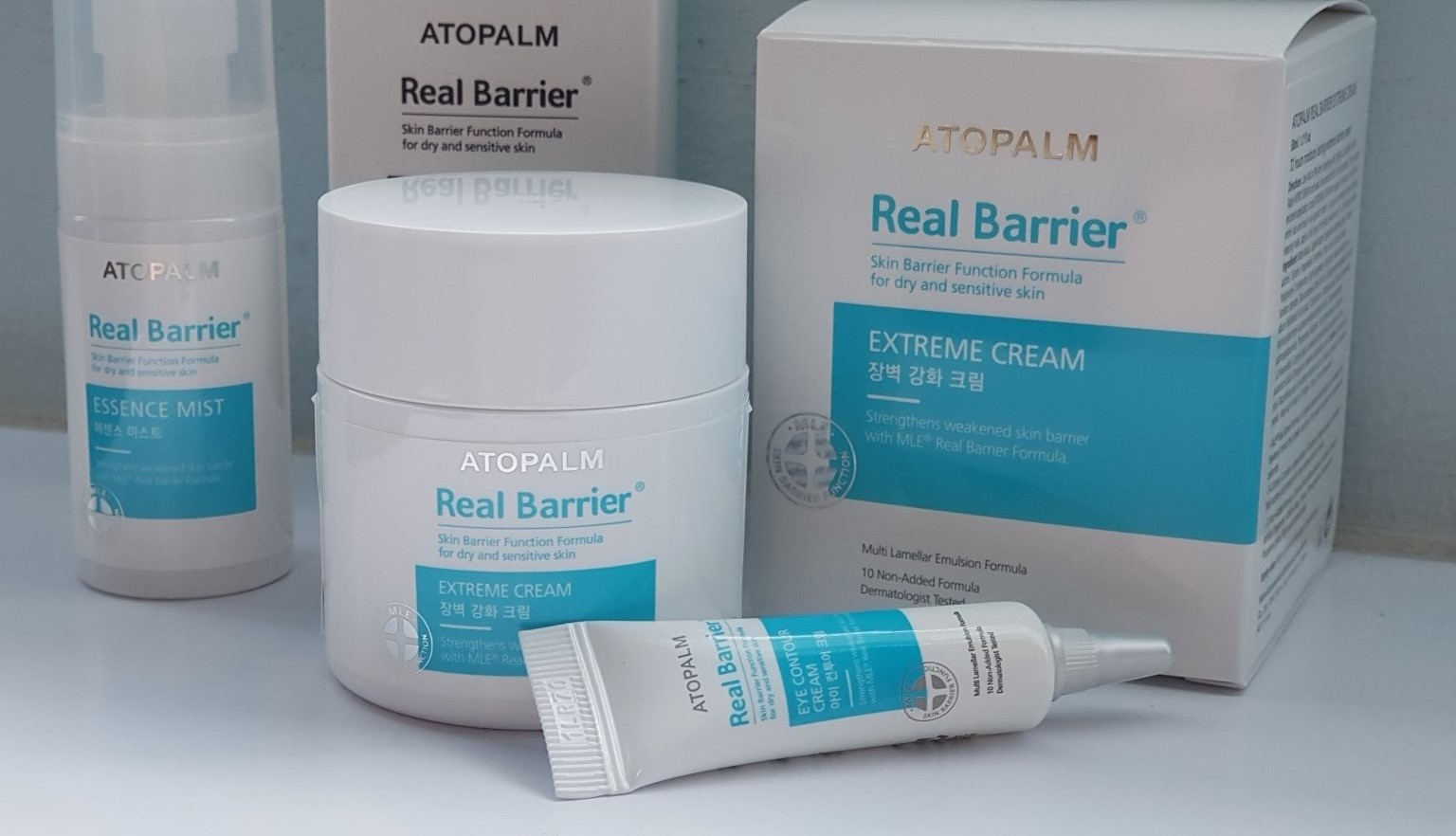 Review: Atopalm Real Barrier Extreme Cream (Tested in 2 climates!)