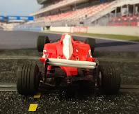 Ferrari F2004 Nº2 C3 Scalextric Tecnitoys