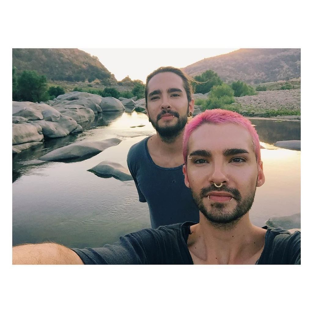 bill kaulitz instagram