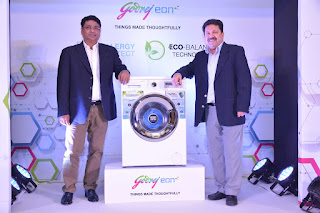 Godrej Appliances launches its range of front load washing machines with new Allergy Protect feature
