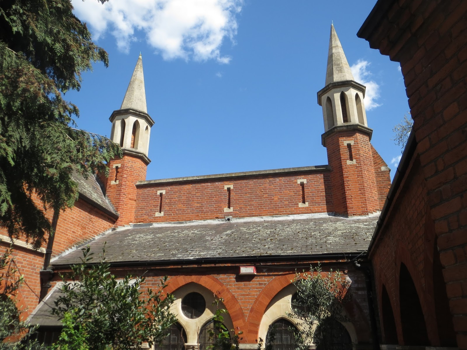 londinoupolis: St Mary's Greek Orthodox Cathedral